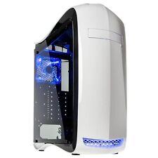 Kolink Punisher Mid Tower Gaming Case - White USB 3.0