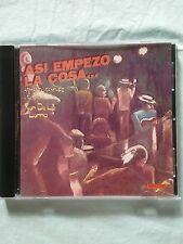 ARMANDO SANCHEZ /Son de la Loma  'Asi empezo la Coza'  Salsa CARIBBEAN Cuba CD
