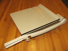 """X-Acto 12"""" x 12"""" Desktop Paper Cutter Trimmer Lightweight Guillotine scrapbook"""