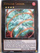 Yu-Gi-Oh - #088 Evolzar Laggia - DUSA - Duelist Saga - Ultra Rare - deutsch