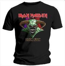 IRON MAIDEN - Legacy Of The Beast Tour 2018 T-Shirt
