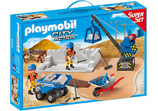 Playmobil  6920 SUPER SET CONSTRUCCION