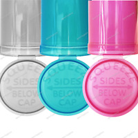 POP TOPS 13 and 19 Dram Smell Proof Child Resistant Spices Bait Container