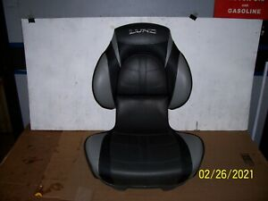 Lund Boat Pro Ride Seat 9818LDGY-1 gray
