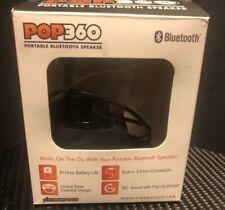 STRONGVOLT Pop360 Portable Bluetooth Speaker for For IPhones iPads Smartphones