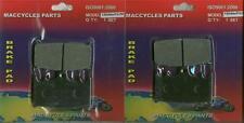 Kawasaki Disc Brake Pads ZR400 Zephyr X 1997-1998 & 2000-2008 Front (2 sets)