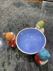St. Nicholas Square Snow Days Bowl