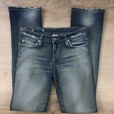 Nobody Blue Boot Cut Women's Jeans Size 8 Fit W29 L32 (XX14)
