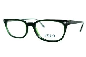 NEW POLO RALPH LAUREN PH 2149 5125 GREEN EYEGLASSES MEN'S FRAME 52MM PH2149 RX