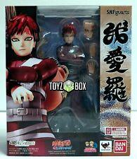 "In STOCK Bandai S.H. Figuarts ""Gaara"" (Naruto Shippuden) Action Figure"