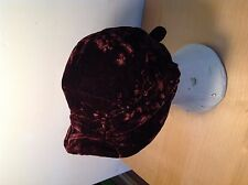 Vintage 1920 S 1930 S cloche a Original Velvet Flapper True Vintage A antique