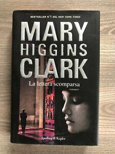 La lettera scomparsa - Mary Higgins Clark - Romanzo - 2012