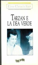 TARZAN E LA DEA VERDE (1938)- VHS CineClassic Herman Brix Bruce Bennett Ula Holt