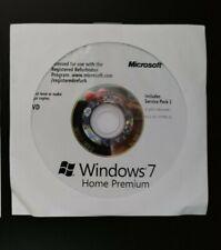 Microsoft Windows 7 Home Premium Service Pack 1 NO KEY, DVD 6/11 X17-57785-01