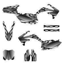 2010 2011 2012 2013 CRF 250 R graphics Honda 250R deco kit NO2500 Metal