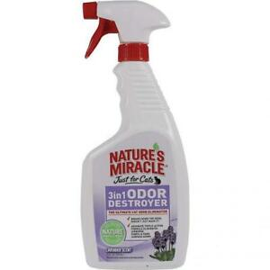 Nature's Miracle JFC 3in1 Odor Destroyer Lavender 709ml