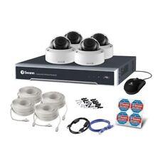 Swann NVR8-8000 4K UHD 2TB 4 x NHD-851 5MP POE Dome Camera SWNVK-875004D $1999