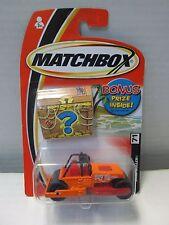 Matchbox Treasure Road Roller 71