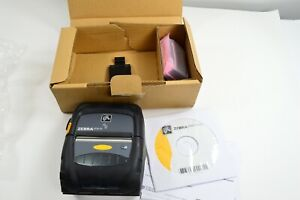 "NEW Zebra Printer ZQ510 Mobile Bluetooth Wifi Thermal Printer 3"" iOS Android"