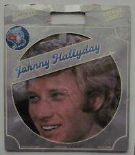 JOHNNY HALLYDAY Picture Disc Édition Spéciale N° 048193 / Disque jamais joué