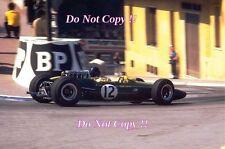 Jim Clark Lotus 33 Monaco Grand Prix 1967 Photograph 5