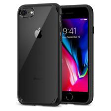 Funda iPhone 7 Spigen Ultra Hybrid 2 Cámara reforzada y Botón de Protecció