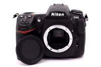 Nikon D300 12.3 MP Digital SLR Camera - Black (Body Only) - Shutter Count: 1988