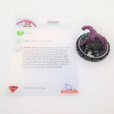 Heroclix Justice League set Parasite #017 Uncommon figure w/card!