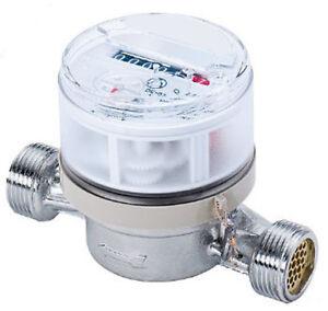 Wasserzähler2017 Wohnungswasserzähler Warmwasserzähler Kaltwasserzähler DN 15 20