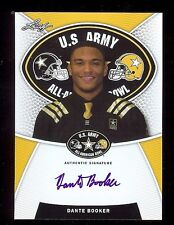 DANTE BOOKER - Ohio State Buckeyes 2014 Leaf Army TOUR Certified AUTOGRAPH RC