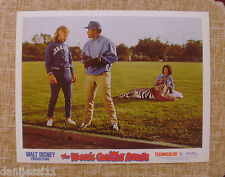 1972 Walt Disney Lobby Card,The World´s Greatest Athlete,Buena Vista Distributio