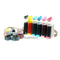Non-OEM Continuous Ink System HP 02 Photosmart 8230 8238 8250 8253 8288 3110
