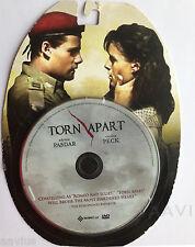 Torn Apart (1990)  (DVD, 2011) Adrian Pasdar Drama Romance Movie on DVD NEW
