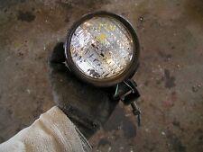 Massey Harris Ford IH JD AC Tractor 12V head light with adjustable bracket