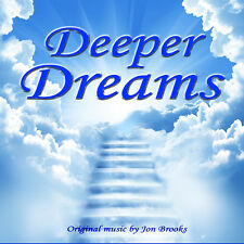 "Relaxing Music CD ""DEEPER DREAMS"" for Stress and Anxiety - Meditation, Zen, Yoga"