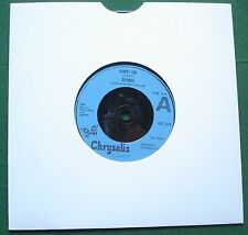 "Blondie Sunday Girl Chrysalis Label CHS 2320 7"" Single"