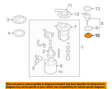 SUBARU OEM 09-15 Forester-Fuel Filter 42072AA121