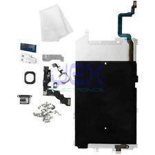 LCD Display Repair Parts kit set iphone 6 Plus Plate, Home, Camera, Speaker flex