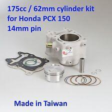 175cc cylinder kit for Honda PCX 150 PCX150 150cc 62mm Nikasil cylinder  KF19