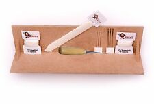 Reliure deluxe starter kit-reliure outils y compris A4 perforation berceau