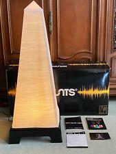 XOUNTS Pyramiden Licht / Lautsprecher 2.1 mit Subwoofer