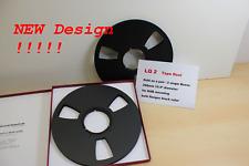 "Tonbandspule 10,5""  -2erPack- f. Revox, Studer, Tascam, AKAI -Art-Nr. LQ2HD"