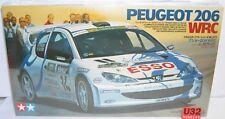 TAMIYA 24221 KIT 1/24 PEUGEOT 206 WRC