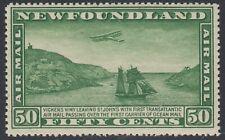 Newfoundland No. C7 Mint NH Very Fine Single