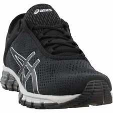 Asics Gel-Quantum 180 3 Hombres Zapatos tenis de correr-Negro