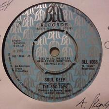 "The Box Tops(7"" Vinyl)Soul Deep / The Happy Song-Bell-BLL 1068-UK-1969-Ex/Ex+"