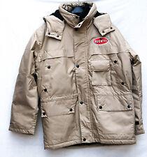 giacca giaccone ettore bugatti gilet EB cappotto coat jacket winter uomo BEIGE L