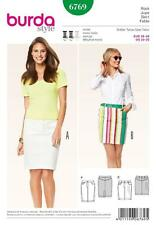 Burda Skirt Sewing Patterns