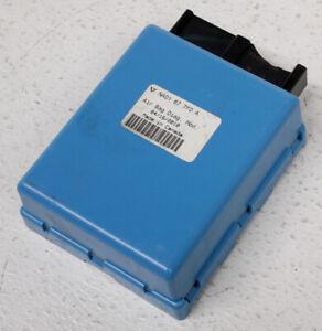 OEM Mazda Miata, RX7 Chassis Airbag Module NA01-67-7F0A Plug Chipped