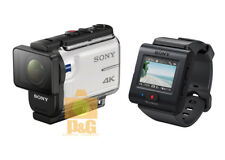 Sony FDR-X3000R Action Camera 4K HD Video Action Camcorder with Live-View Remote